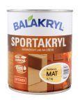 Balakryl Sportakryl mat bezbarvá 2,5 kg