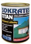 SOKRATES Titan červenohnědá 0,7 kg