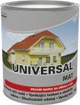 Dulux Universal mat černý 2,5 L