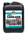 Düfa Acryl-Zaunlasur disperzní lazurovací nátěr na ploty 5 L