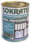 SOKRATES email professional černá lesk 0,7 kg