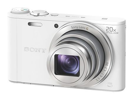 SONY DSC WX350W cena od 5490 Kč