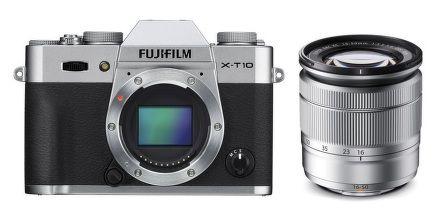 Fujifilm X-T10 cena od 18790 Kč