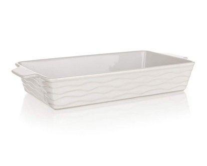 BANQUET Culinaria White zapékací forma obdélníková 42x21 cm  cena od 338 Kč