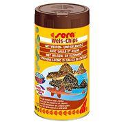 Sera Wels Chips 250 ml