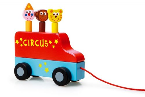 Scratch Cirkus s aktivitami cena od 554 Kč