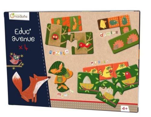 Avenue Mandarine Sada her pro děti od 4 let cena od 633 Kč