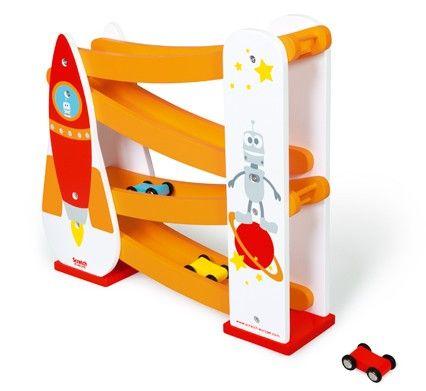 Scratch Dřevěná autodráha cena od 828 Kč
