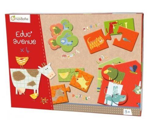 Avenue Mandarine Sada her pro děti od 3 let cena od 599 Kč