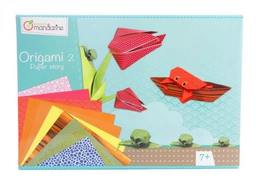 Avenue Mandarine Sada na origami 2 cena od 332 Kč