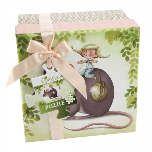 Avenue Mandarine Myška 25 dílků cena od 313 Kč