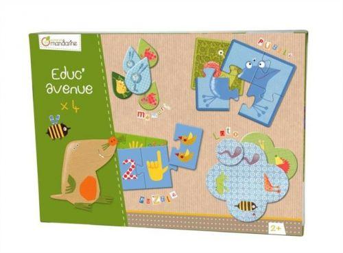 Avenue Mandarine Sada her pro děti od 2 let cena od 582 Kč