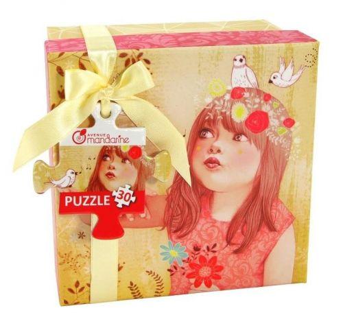 Avenue Mandarine Puzzle Jaro 30 dílků cena od 321 Kč