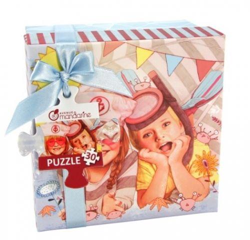 Avenue Mandarine Puzzle Léto 30 dílků cena od 296 Kč