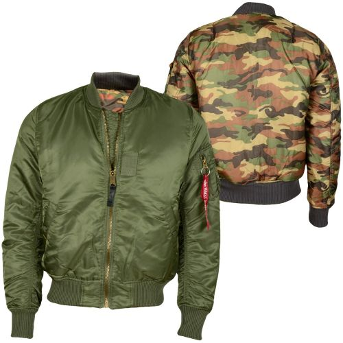 Alpha Industries Ma-1 Vf Rev Ii Bomber bunda