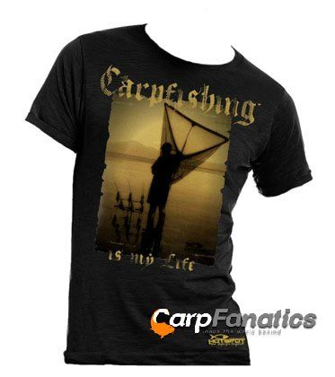 HOTSPOT Carpfishing Is My Life triko
