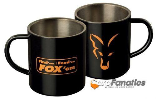 FOX Stainless Mug hrnek 0,4 l