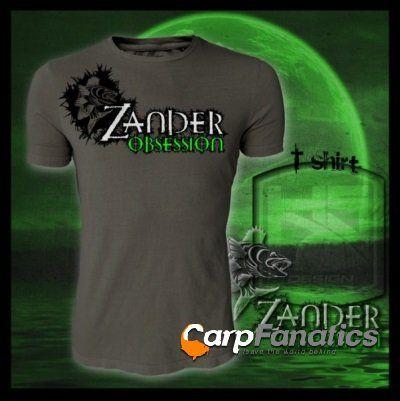 HOTSPOT Zander Obsession triko