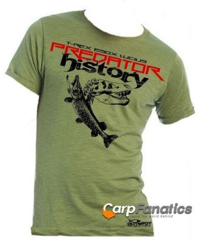 HOTSPOT Predator History triko