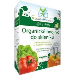 AgroBio Kouzlo Přírody Organické hnojivo do skleníků 750 g