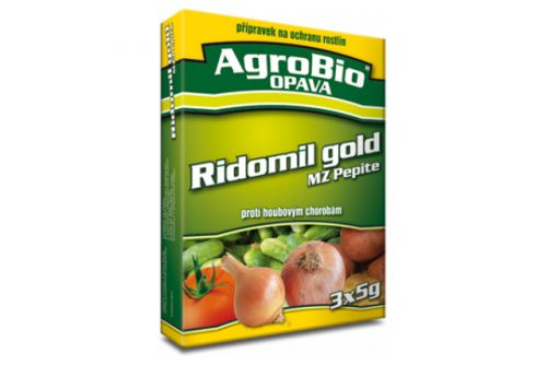 AgroBio RIDOMIL GOLD MZ PEPITE 3x5 g