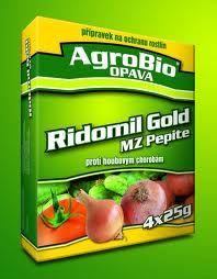 AgroBio RIDOMIL GOLD MZ PEPITE 4x25 g