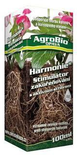 AgroBio Harmonie Stimulátor zakořeňování s aktivním stříbrem 100 ml