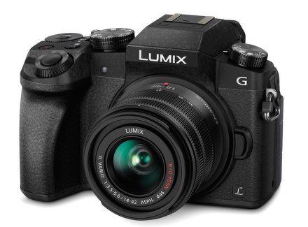 Panasonic Lumix DMC-G7 cena od 15990 Kč