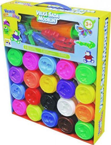 Mac Toys Velká sada modelín cena od 254 Kč
