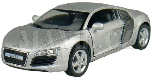 Kinsmart Auto Audi R8 13 cm cena od 94 Kč