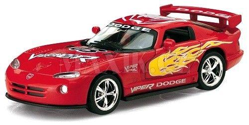 Kinsmart Dodge Viper GTS-R 13 cm cena od 126 Kč