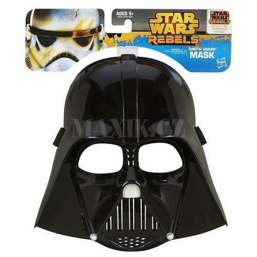 Karton P+P Rebelská maska Darth Vader cena od 297 Kč