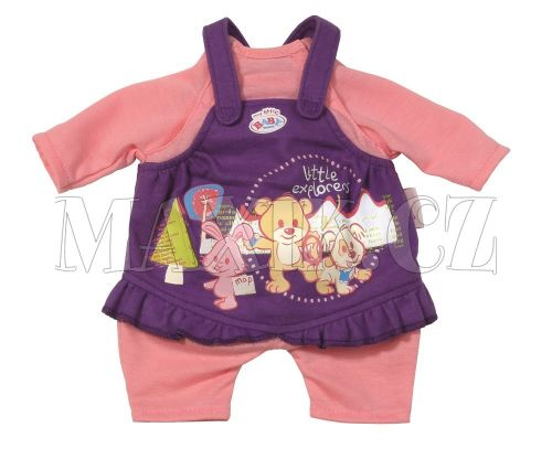 Baby Born Jednodílné oblečení