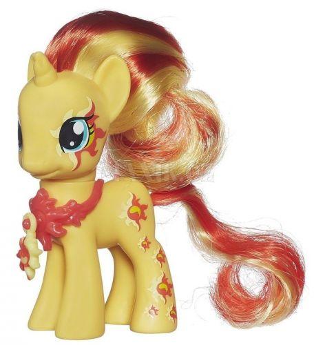 My Little Pony Poník s krásným znaménkem Sunset Shimmer cena od 129 Kč