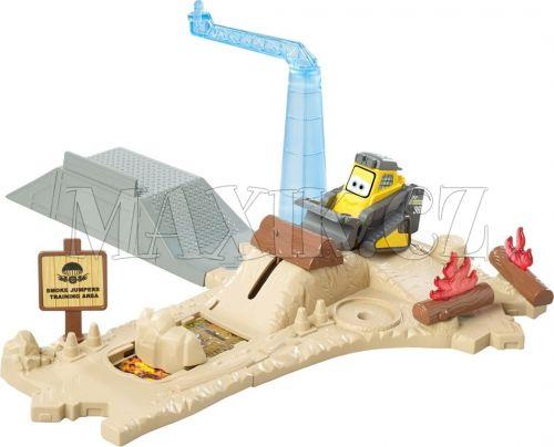 Mattel Planes Požární trénink Výcviková základna cena od 299 Kč