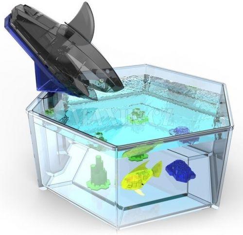 Hexbug Aquabot set Žralok cena od 0 Kč
