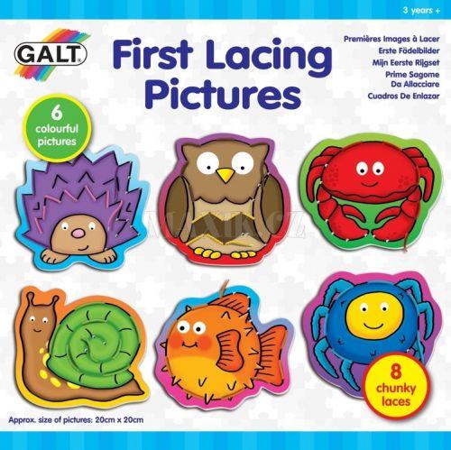 Galt: První provlékací obrázky cena od 232 Kč