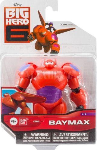 Bandai Velká Šestka Hlavní postavičky Baymax 10 cm