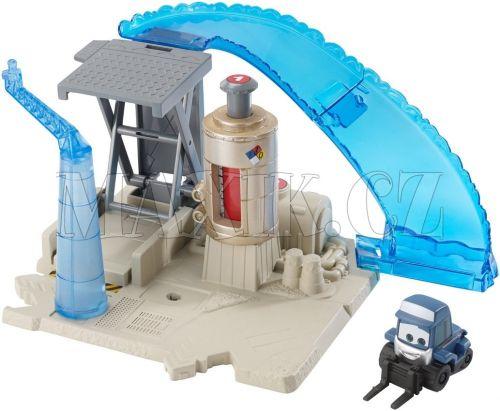 Mattel Planes Požární trénink Čerpací stanice cena od 0 Kč