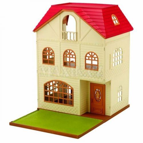 Sylvanian Families Třípatrový domeček cena od 1045 Kč