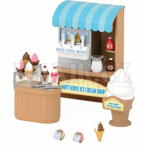 Sylvanian Families Obchod s točenou zmrzlinou cena od 267 Kč