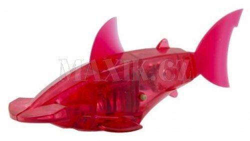 Hexbug Aquabot Led Kladivoun růžový cena od 0 Kč