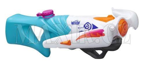 Nerf Rebelle Super Soaker Vodní kuše vystřelující 3 proudy cena od 349 Kč