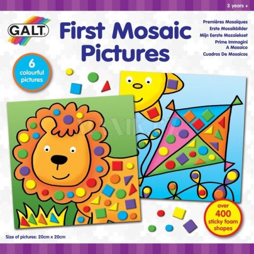 Galt: Moje první mozaika