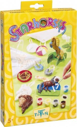 Totum Starhorses sádrové odlitky koníků cena od 225 Kč