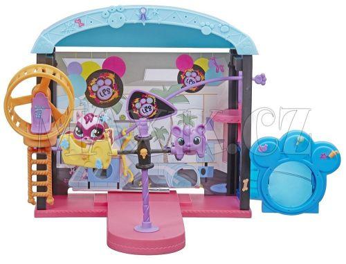 Littlest Pet Shop Zábavný park pro zvířátka cena od 0 Kč