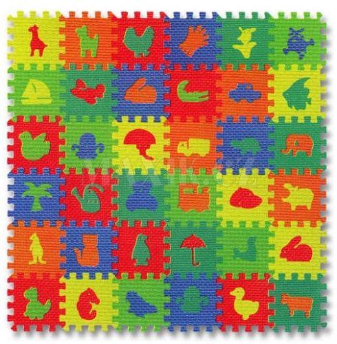 Made Pěnové puzzle cena od 0 Kč
