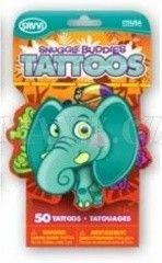 EPline Savvi Snuggle Buddies Tattoos cena od 0 Kč