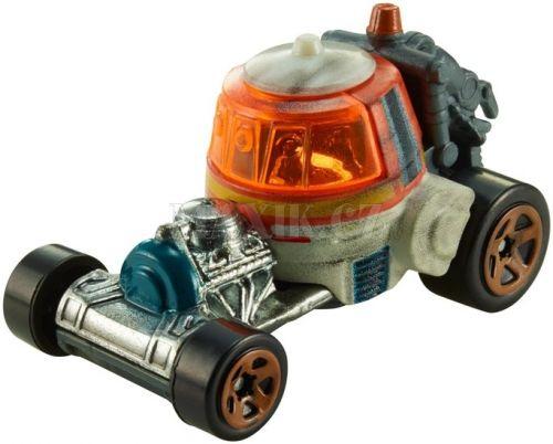 Hot Wheels Star Wars Chopper cena od 131 Kč