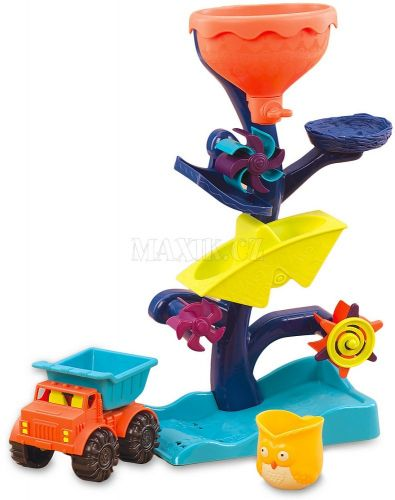 B.Toys Vodní mlýnek s náklaďákem cena od 397 Kč